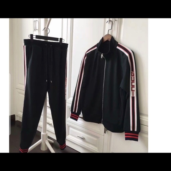 c599c0e04 Gucci Other | Nwt Mens Tracksuit | Poshmark